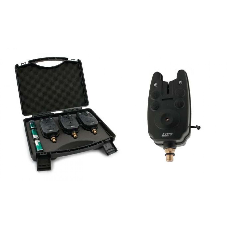 Набор сигнализатор поклевки AKARA Carp Master 3 шт.