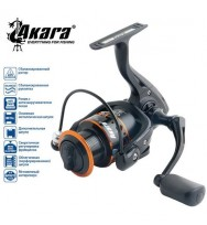 Катушка AKARA Black Hunter 2000 BHF 9 ш.п.+1 р.