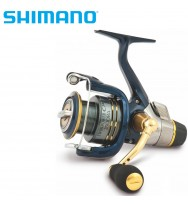 Катушка SHIMANO Twin Power CI4 2500 RA, 8 ш.п. + 1 р.