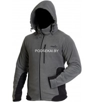 Куртка флисовая NORFIN Outdoor Gray