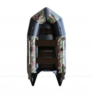 Лодка надувная ПВХ AQUASTAR С-310 FSD камуфляж