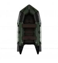 Лодка надувная ПВХ AQUASTAR С-310 FSD зеленая
