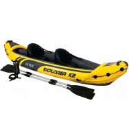 Байдарка надувная INTEX Explorer K2 Sport
