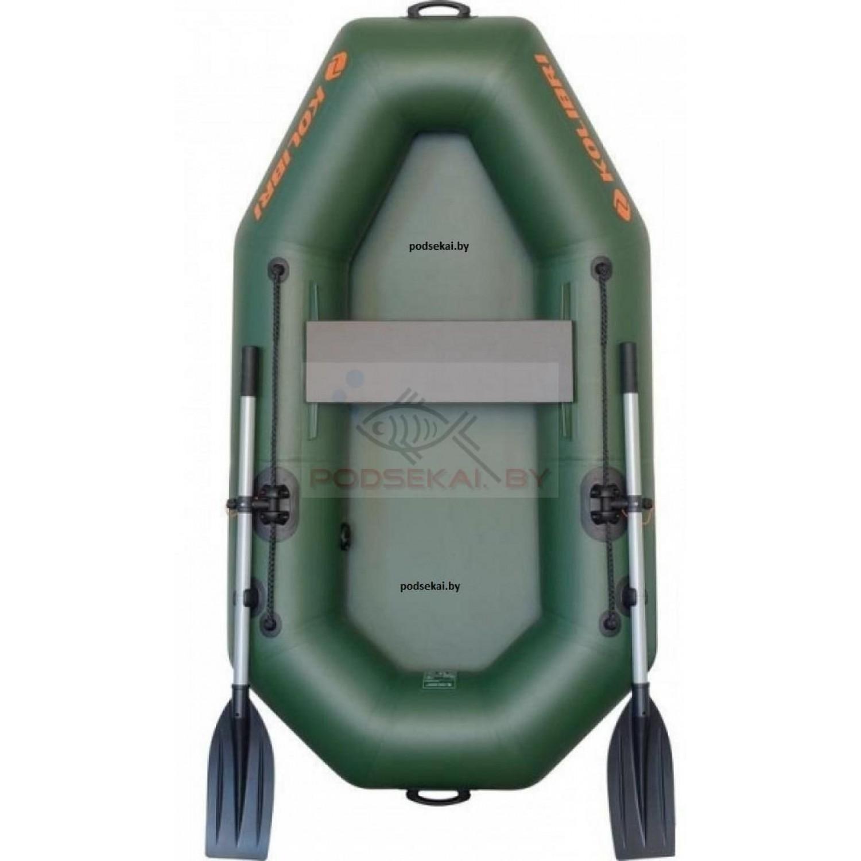 Лодка надувная ПВХ КОЛИБРИ K-210