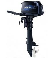 Подвесной 4-х тактный бензиновый лодочный мотор TOHATSU MFS5СD S
