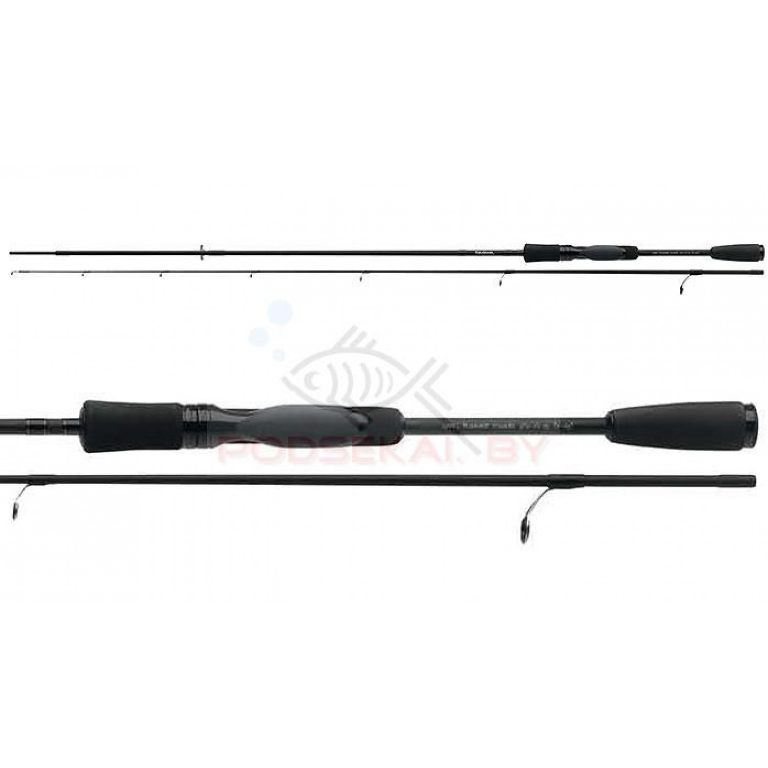 Спиннинг DAIWA Generation Black Twichin Stick D661MHFB-AD 1,98м. 7-28 гр.