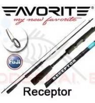 Спиннинг FAVORITE Receptor 772MH 2,32 м. 8-30 гр.