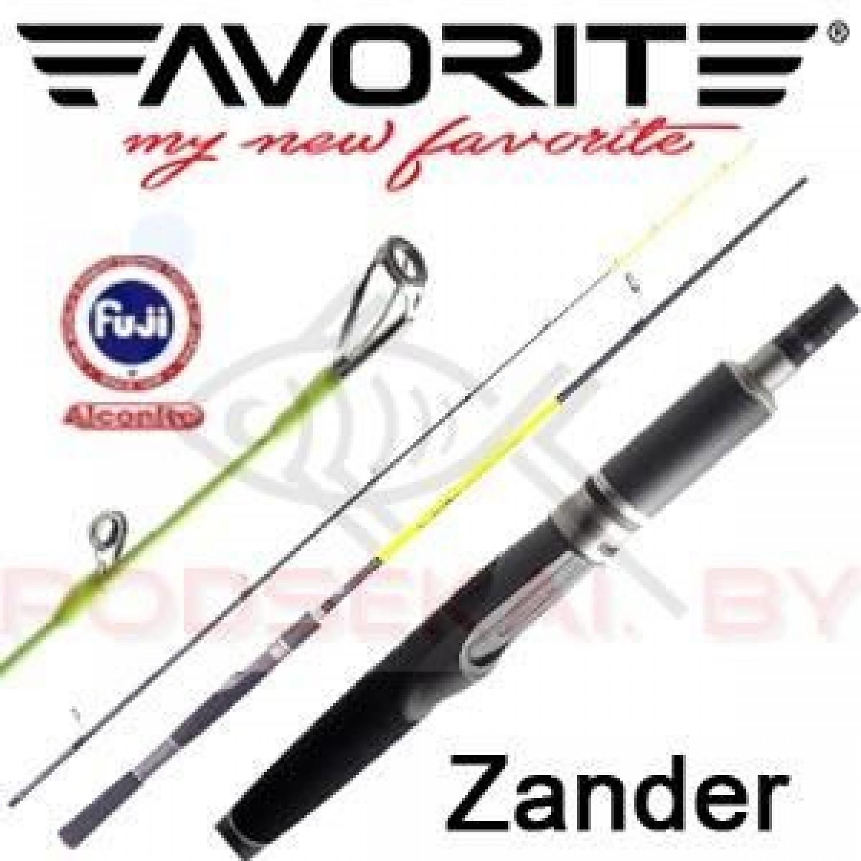Спиннинг FAVORITE Zander 902M 2,70 м. до 32 гр.