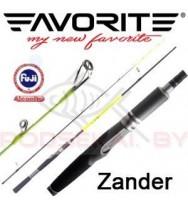 Спиннинг FAVORITE Zander 682M 2,07 м. до 32 гр.