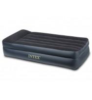 Надувная кровать INTEX 66721 Queen Rising Comfort 99x191x47 см