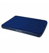 Матрас надувной INTEX 68759 Classic Downy Bed 203x152x22