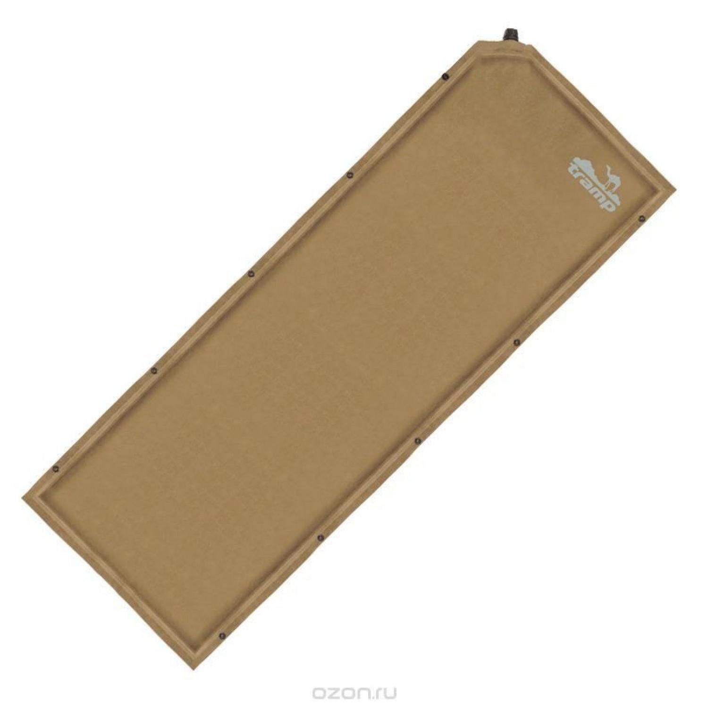Самонадувающийся коврик TRAMP 9 см. TRI-016