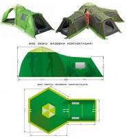 Палатка LOTOS Summer 5