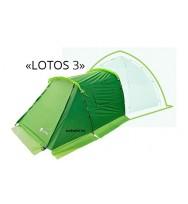 Палатка спальная ЛОТОС 3 Саммер