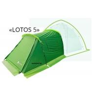 Палатка спальная ЛОТОС 5 Саммер