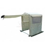 Палатка-Кухня МИТЕК Стандарт 1.5x1.5м.