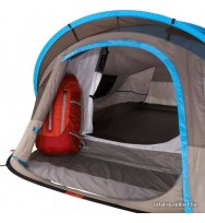 Палатка QUECHUA XL Air II самораскладывающаяся