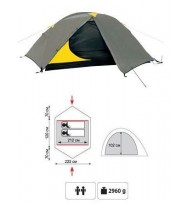 Палатка TRAMP Colibri V2
