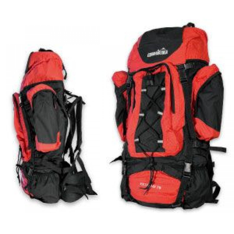 Рюкзак COMFORTIKA Adventure трекинговый AK9206А-60+10литров