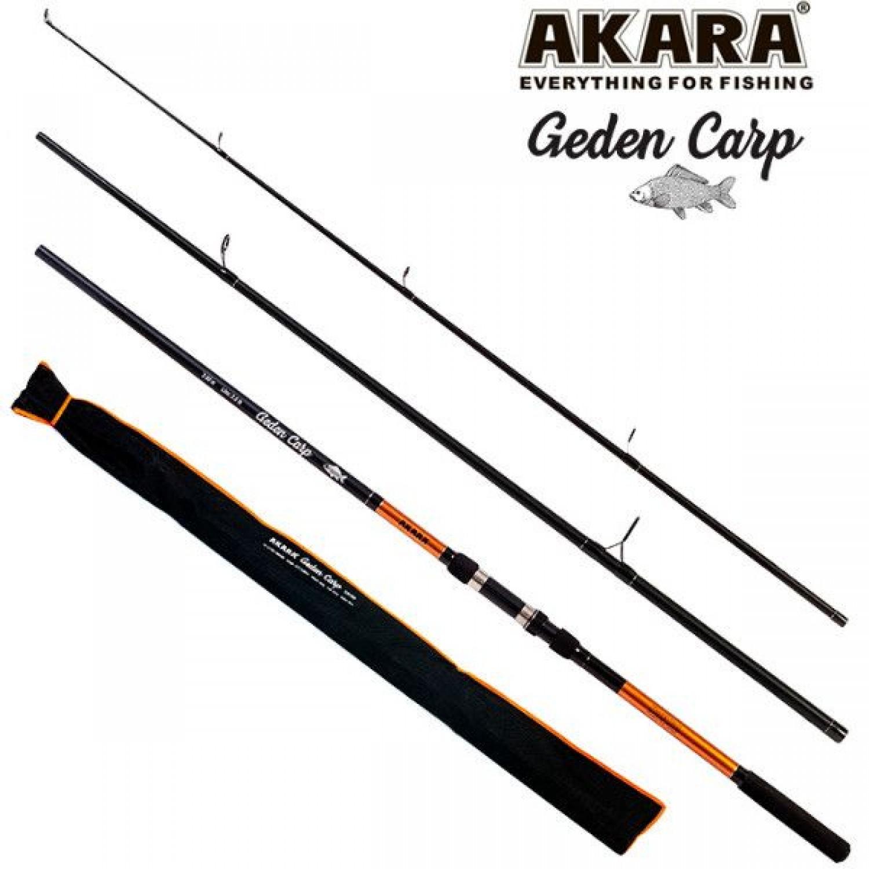 Удилище карповое AKARA Geden Carp TX-20 3,6м. 3,5lb