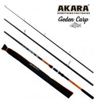 Удилище карповое AKARA Geden Carp TX-20 3,6м. 2,75lb