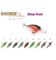 Воблер RAIDEN Deep Shad 80