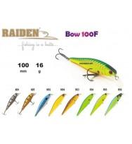 Воблер RAIDEN Bow 100 F
