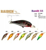 Воблер RAIDEN Bandit 55