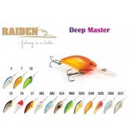 Воблер RAIDEN Deep Master 60