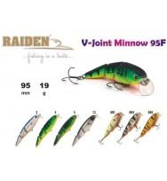 Воблер RAIDEN V-Joint Minow