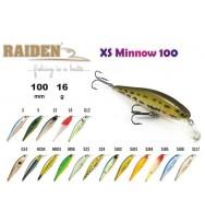 Воблер RAIDEN Xs-Minnow