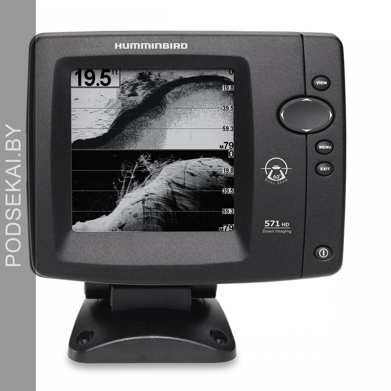 Покупка Эхолот HUMMINBIRD Fishfinder 571x HD DI в Минске Беларуси