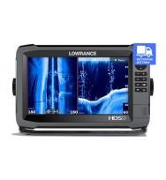 Эхолот LOWRANCE HDS-9 Live c датчиком Acitve Imaging 3-в-1