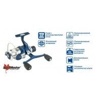 Катушка SURF MASTER Integra INT 3000, 5 ш.п. + 1 р.