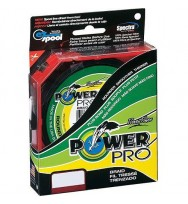 Плетенка POWER PRO Red 135 м.