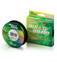 Плетенка BULLIT BRAID Multi Color 150 м.