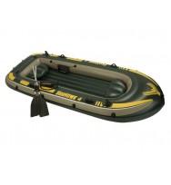 Лодка надувная INTEX Seahawk 400