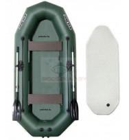 Лодка надувная ПВХ КОЛИБРИ K-250T Air-deck