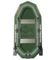 Лодка надувная ПВХ КОЛИБРИ K-260T