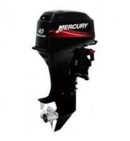 Подвесной 2-х тактный бензиновый лодочный мотор MERCURY 40ELPTO