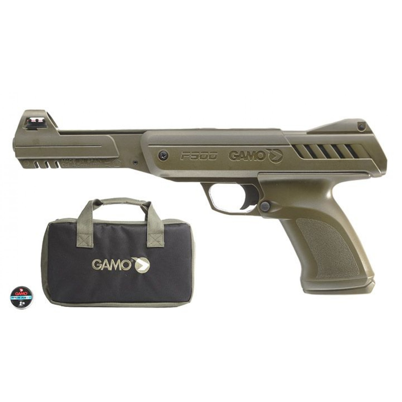 Покупка Пневматический пистолет GAMO P-900 Jungle Set с сумкой в Минске Беларуси