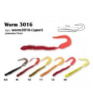Твистер AKARA Mega Solttail Worm 3016