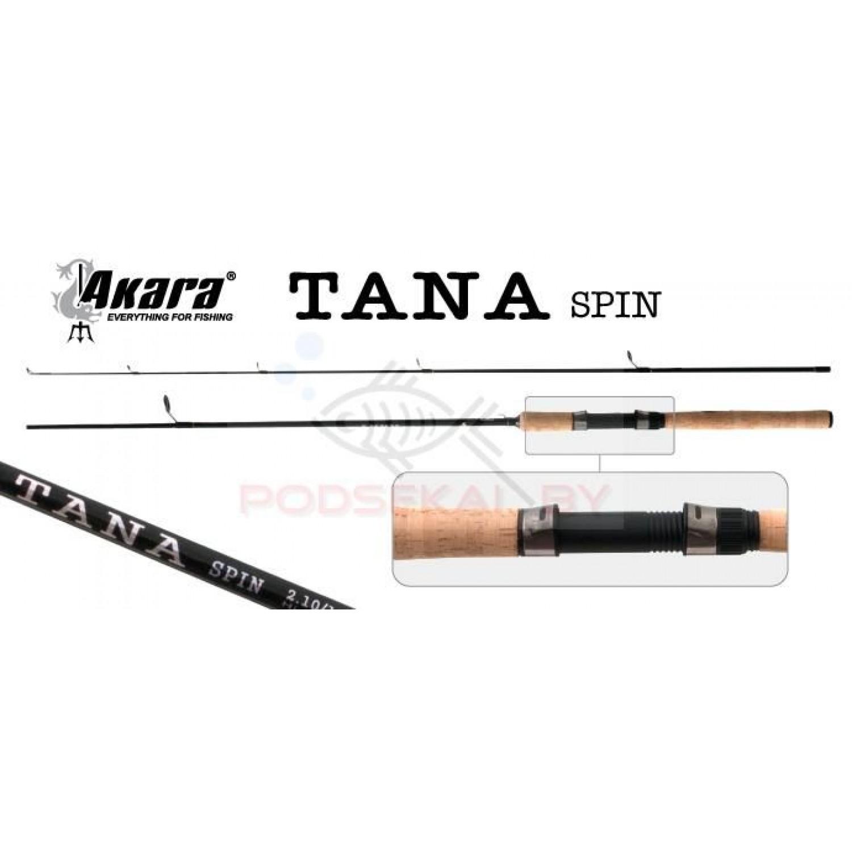 Покупка Спиннинг AKARA Tana Spin 2,4м. 15-30 гр. в Минске Беларуси