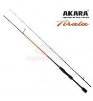 Спиннинг AKARA Tirata TX-30 2,1м. 3,5-10,5 гр.