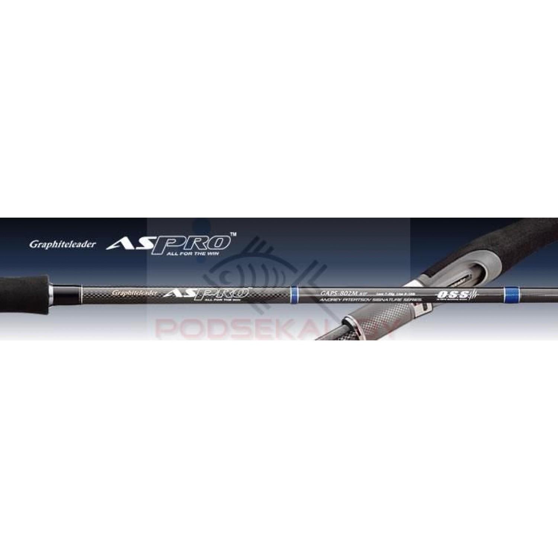 Покупка Спиннинг GRAPHITELEADER Aspro 702L 2,13 м. 1-11 гр. в Минске Беларуси