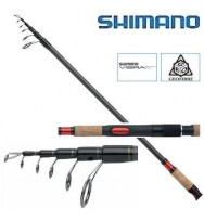 Спиннинг SHIMANO Catana CX Telespin ML 2,4м. 7-21 гр.