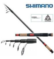 Спиннинг SHIMANO Catana CX Telespin UL 1,65м. 1-11 гр.