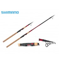 Спиннинг SHIMANO Catana EX Telespin 210ML 2,1м. 7-21гр.