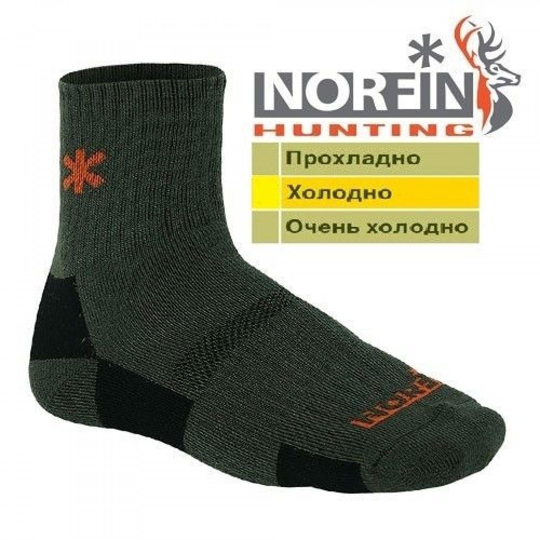 Покупка Термоноски NORFIN Hunting Warm в Минске Беларуси