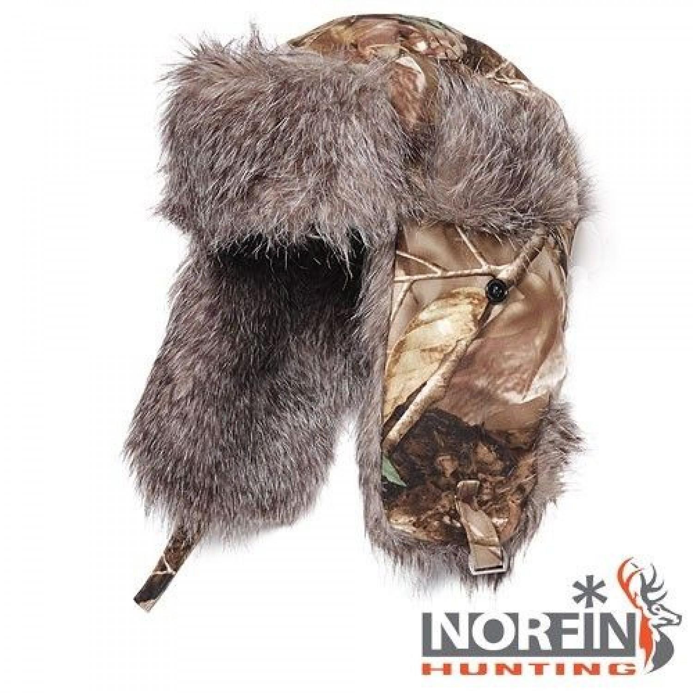 Покупка Шапка-ушанка NORFIN Hunting Passion  в Минске Беларуси